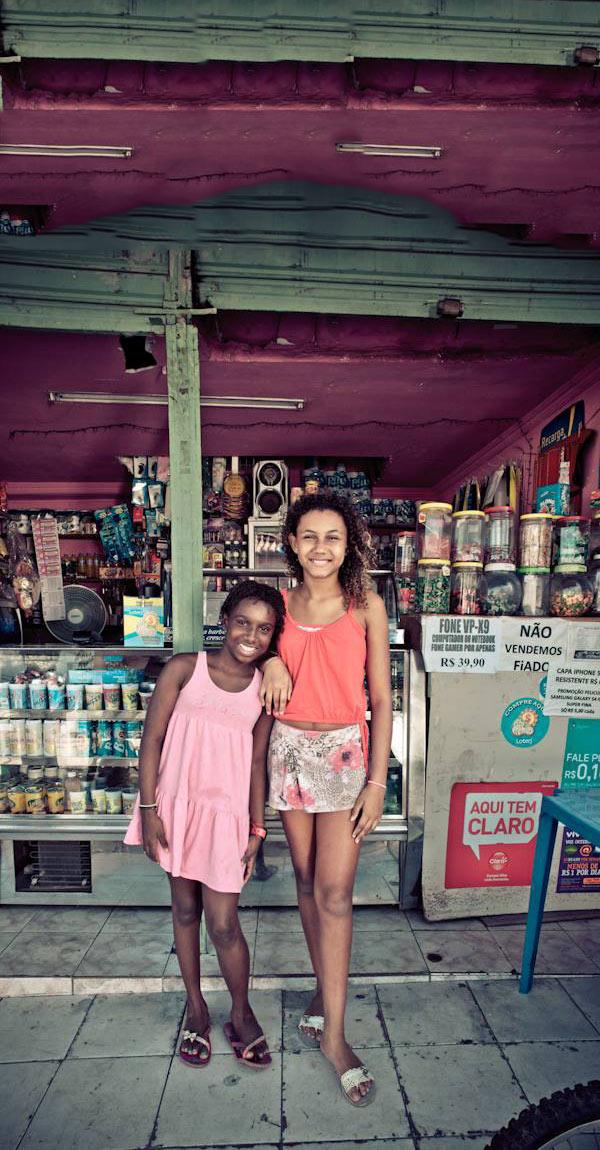 friends Estrela da favela
