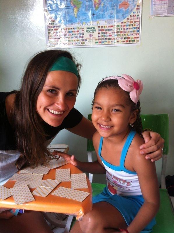 vrijwilligers Estrela da Favela