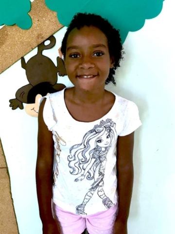 Rayanna estrela favela
